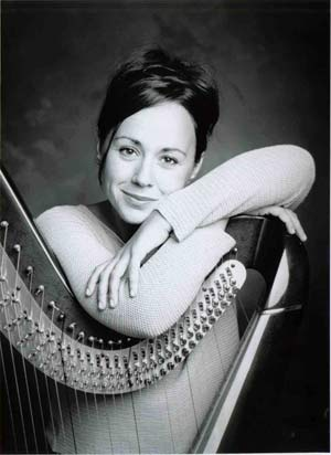 Amanda Whiting Harp Soloist