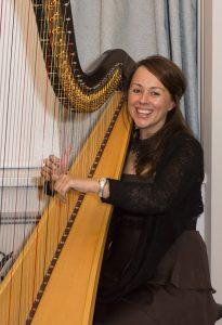 Solo Harpist Image 4
